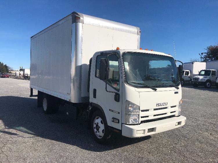 Medium Duty Box Truck-Light and Medium Duty Trucks-Isuzu-2012-NRR-GREENSBORO-NC-146,641 miles-$22,750
