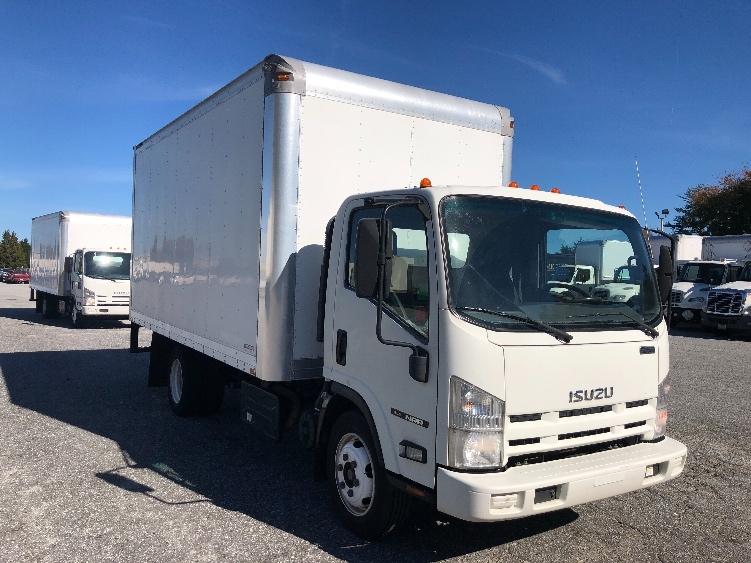 Medium Duty Box Truck-Light and Medium Duty Trucks-Isuzu-2012-NRR-GREENSBORO-NC-132,069 miles-$23,500