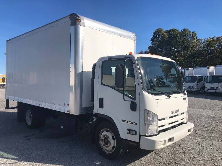 Medium Duty Box Truck-Light and Medium Duty Trucks-Isuzu-2012-NRR-GREENSBORO-NC-125,405 miles-$32,750