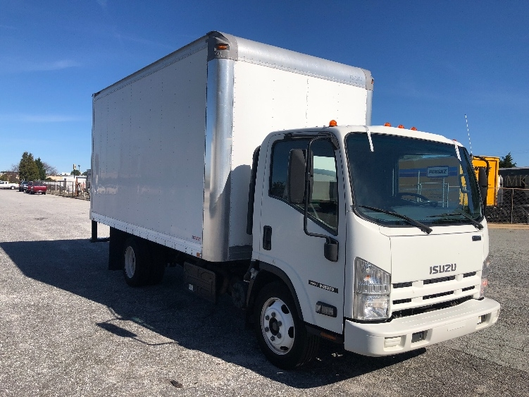 Medium Duty Box Truck-Light and Medium Duty Trucks-Isuzu-2012-NRR-GREENSBORO-NC-145,299 miles-$23,000
