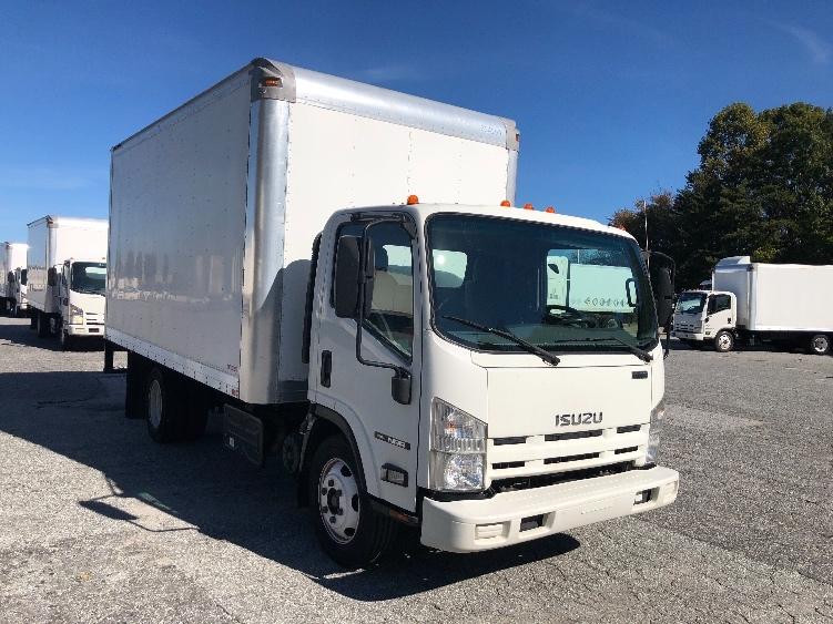 Medium Duty Box Truck-Light and Medium Duty Trucks-Isuzu-2012-NRR-GREENSBORO-NC-133,923 miles-$23,500
