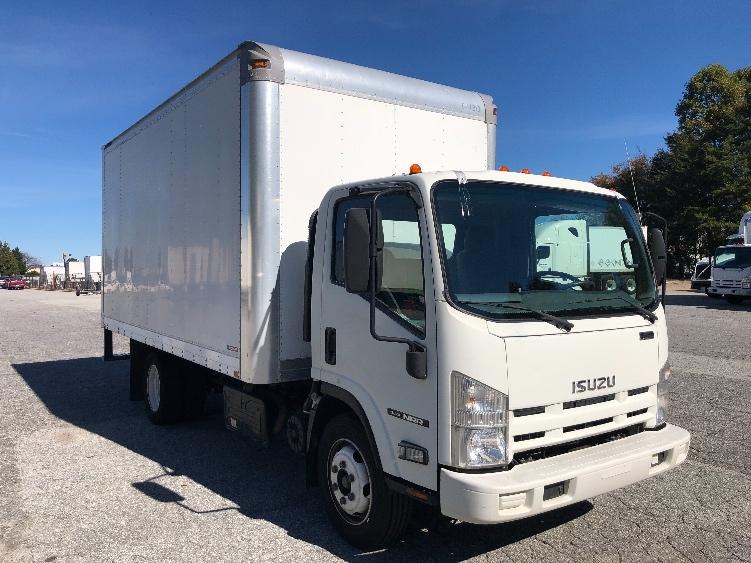Medium Duty Box Truck-Light and Medium Duty Trucks-Isuzu-2012-NRR-GREENSBORO-NC-132,670 miles-$32,250