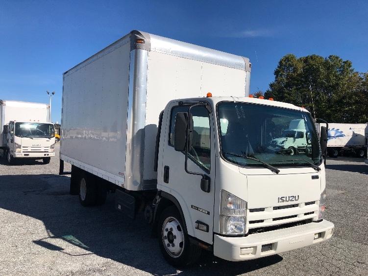 Medium Duty Box Truck-Light and Medium Duty Trucks-Isuzu-2012-NRR-GREENSBORO-NC-145,924 miles-$31,500