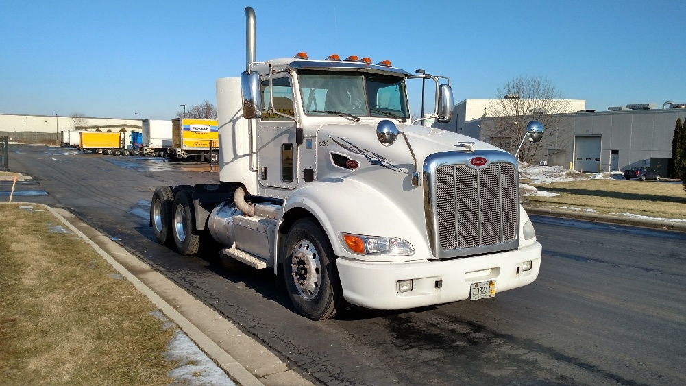 Day Cab Tractor-Heavy Duty Tractors-Peterbilt-2012-386-DE PERE-WI-488,182 miles-$40,000