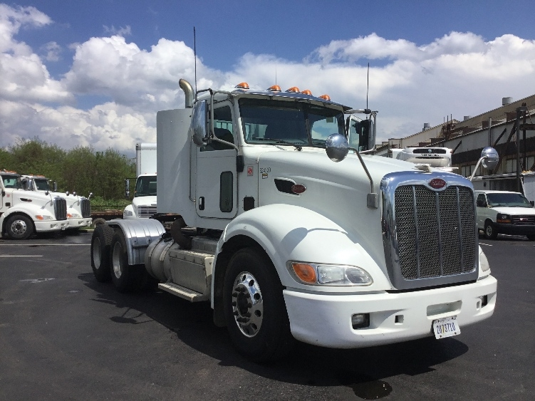 Day Cab Tractor-Heavy Duty Tractors-Peterbilt-2012-386-PITTSBURGH-PA-353,239 miles-$51,000