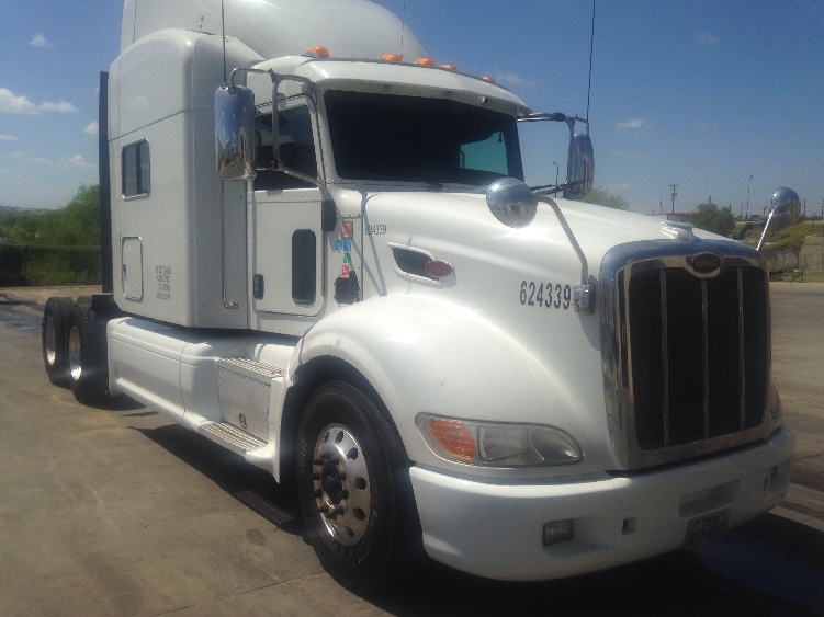 Sleeper Tractor-Heavy Duty Tractors-Peterbilt-2012-386-LAREDO-TX-504,916 miles-$54,750