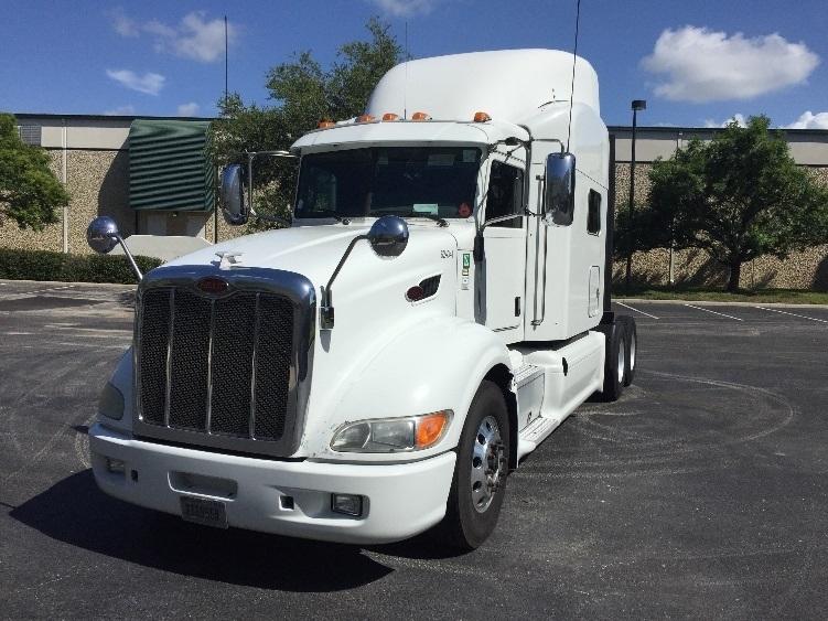 Sleeper Tractor-Heavy Duty Tractors-Peterbilt-2012-386-TAMPA-FL-662,846 miles-$41,000