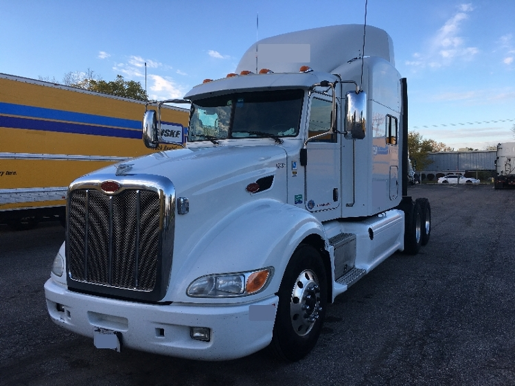 Sleeper Tractor-Heavy Duty Tractors-Peterbilt-2012-386-GRAND RAPIDS-MI-492,683 miles-$64,250