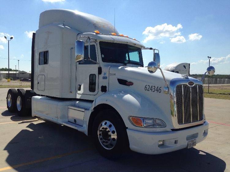 Sleeper Tractor-Heavy Duty Tractors-Peterbilt-2012-386-LAREDO-TX-406,111 miles-$60,500