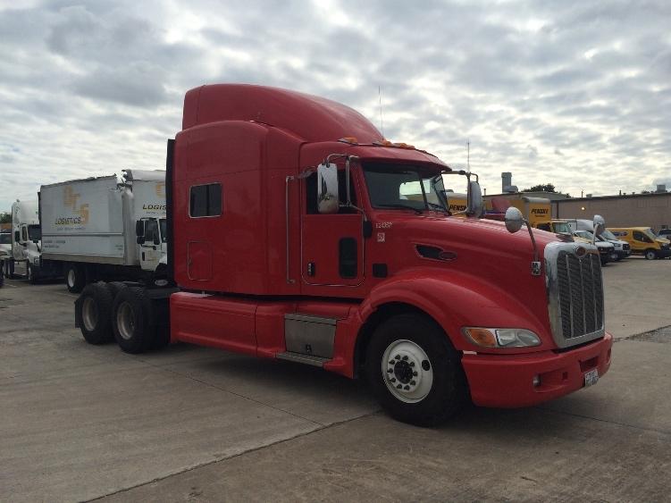 Sleeper Tractor-Heavy Duty Tractors-Peterbilt-2012-386-HOUSTON-TX-380,079 miles-$56,500