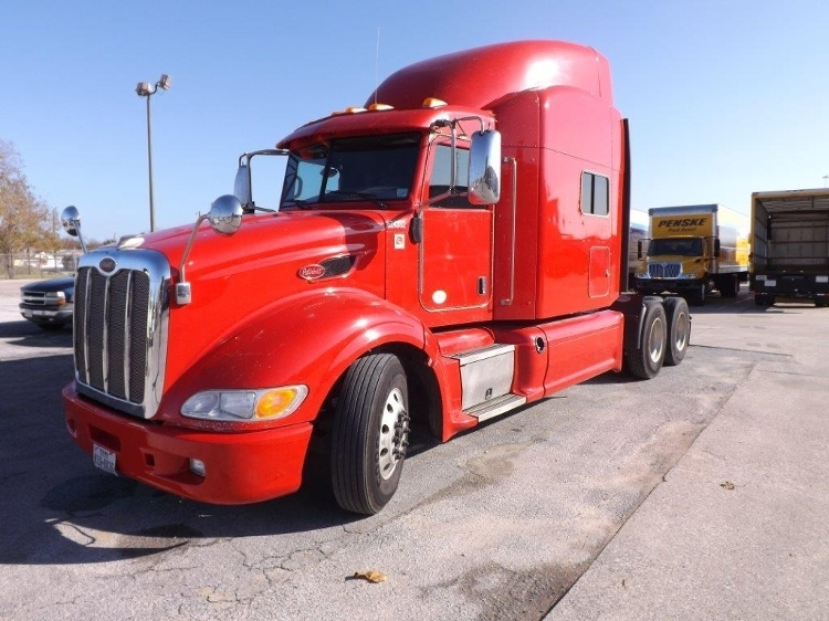 Sleeper Tractor-Heavy Duty Tractors-Peterbilt-2012-386-HOUSTON-TX-367,783 miles-$56,250