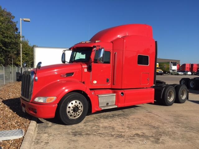 Sleeper Tractor-Heavy Duty Tractors-Peterbilt-2012-386-HOUSTON-TX-445,075 miles-$57,250