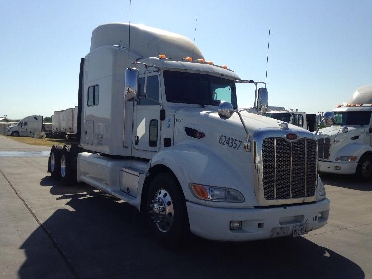 Sleeper Tractor-Heavy Duty Tractors-Peterbilt-2012-386-LAREDO-TX-383,699 miles-$62,750