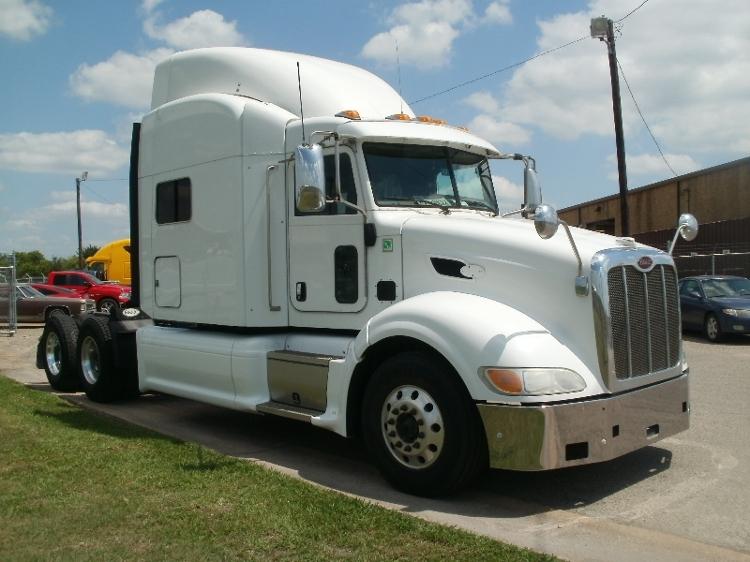 Sleeper Tractor-Heavy Duty Tractors-Peterbilt-2012-386-WACO-TX-344,811 miles-$50,750
