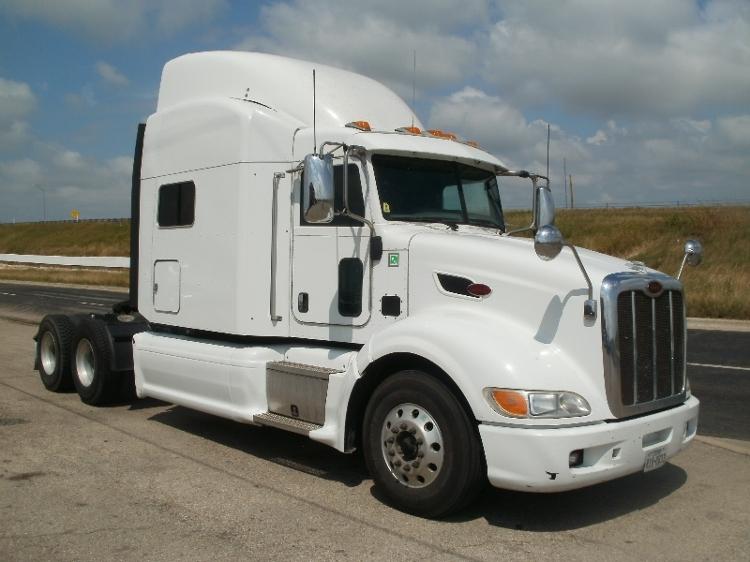 Sleeper Tractor-Heavy Duty Tractors-Peterbilt-2012-386-WACO-TX-380,972 miles-$58,500
