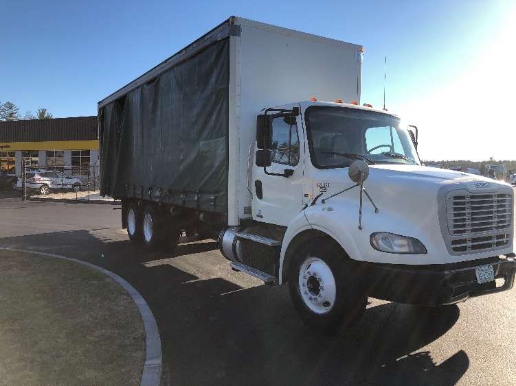 Flatbed Truck-Light and Medium Duty Trucks-Freightliner-2012-M211264S-LONDONDERRY-NH-507,837 miles-$32,750