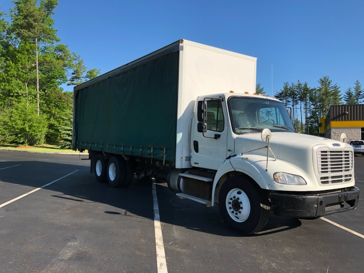 Flatbed Truck-Light and Medium Duty Trucks-Freightliner-2012-M211264S-LONDONDERRY-NH-403,037 miles-$38,750