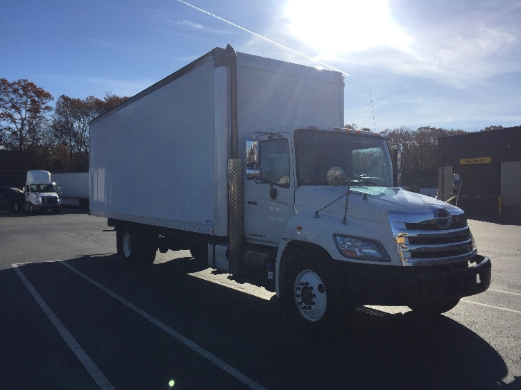 Medium Duty Box Truck-Light and Medium Duty Trucks-Hino-2012-268-CRANSTON-RI-145,996 miles-$28,500