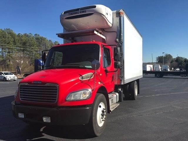 Reefer Truck-Light and Medium Duty Trucks-Freightliner-2012-M2-KENNESAW-GA-369,585 miles-$28,500