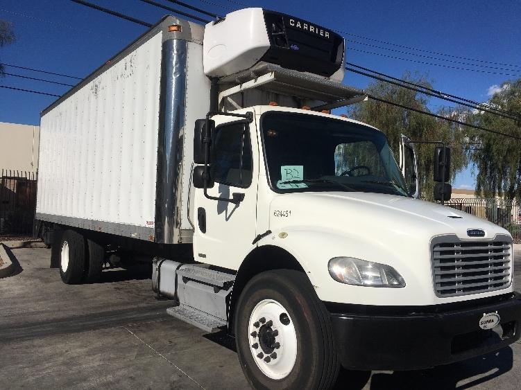 Reefer Truck-Light and Medium Duty Trucks-Freightliner-2012-M2-LAS VEGAS-NV-178,258 miles-$30,750