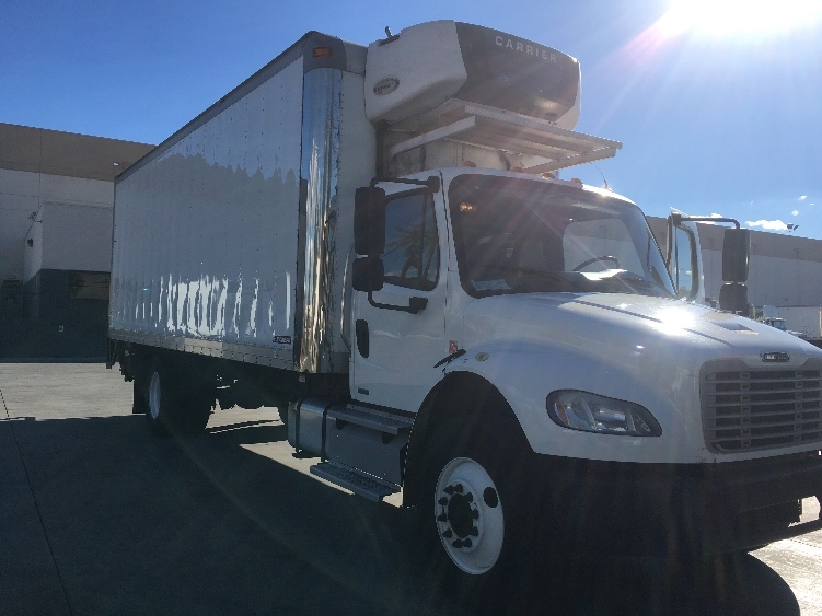 Reefer Truck-Light and Medium Duty Trucks-Freightliner-2012-M2-LAS VEGAS-NV-119,744 miles-$39,500