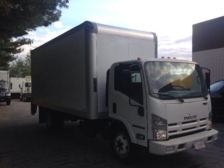 Medium Duty Box Truck-Light and Medium Duty Trucks-Isuzu-2011-NQR-MEDFORD-MA-77,077 miles-$27,500