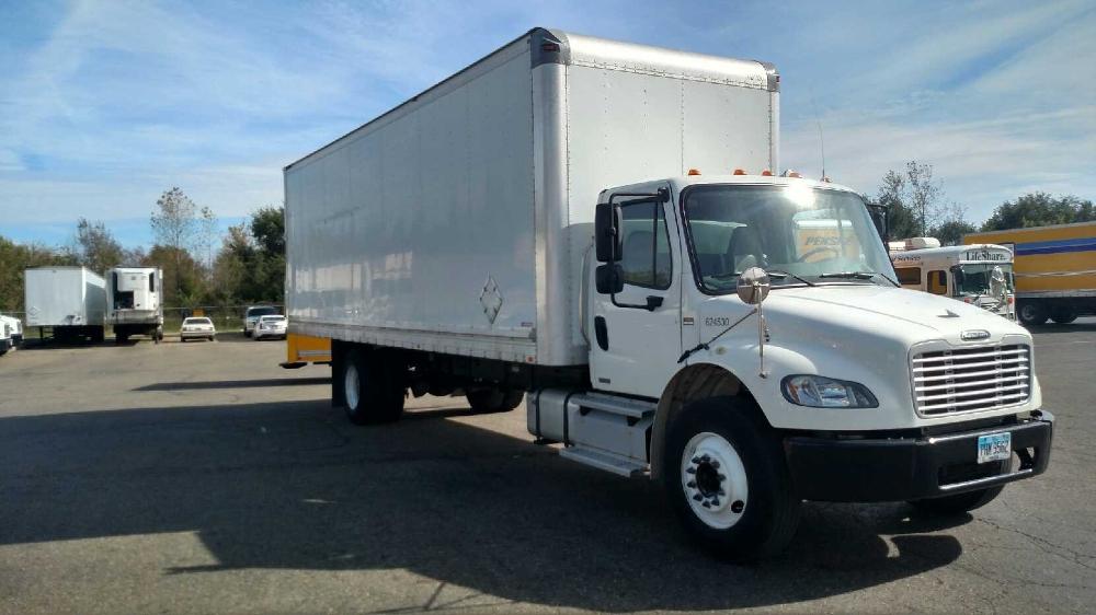 Medium Duty Box Truck-Light and Medium Duty Trucks-Freightliner-2012-M2-CANTON-OH-77,835 miles-$36,500