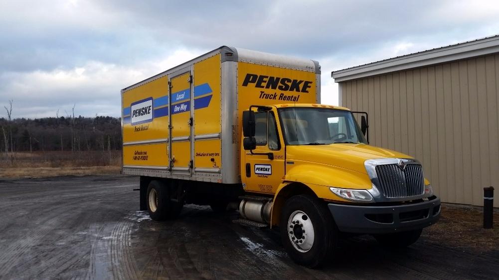 Medium Duty Box Truck-Light and Medium Duty Trucks-International-2012-4300-ALBANY-NY-139,065 miles-$27,250