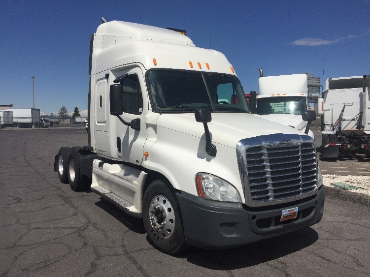 Sleeper Tractor-Heavy Duty Tractors-Freightliner-2012-Cascadia 12564ST-WEST VALLEY CITY-UT-470,853 miles-$45,750