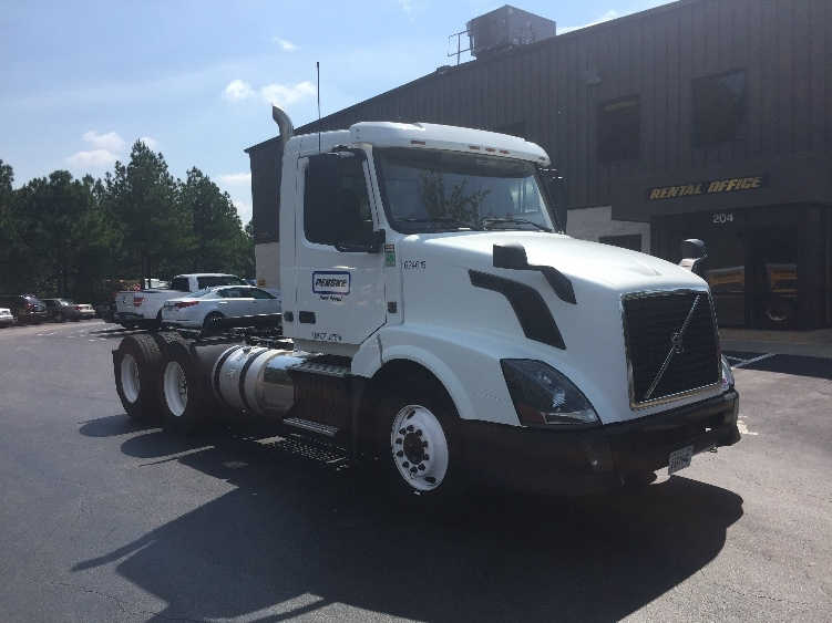 Day Cab Tractor-Heavy Duty Tractors-Volvo-2012-VNL64T300-WEST COLUMBIA-SC-394,512 miles-$31,500