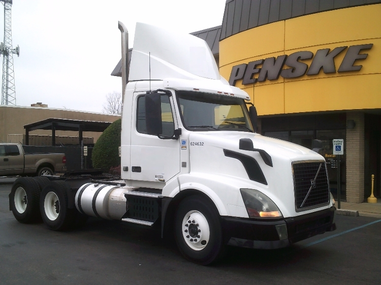 Day Cab Tractor-Heavy Duty Tractors-Volvo-2012-VNL64T300-MEMPHIS-TN-549,669 miles-$27,000