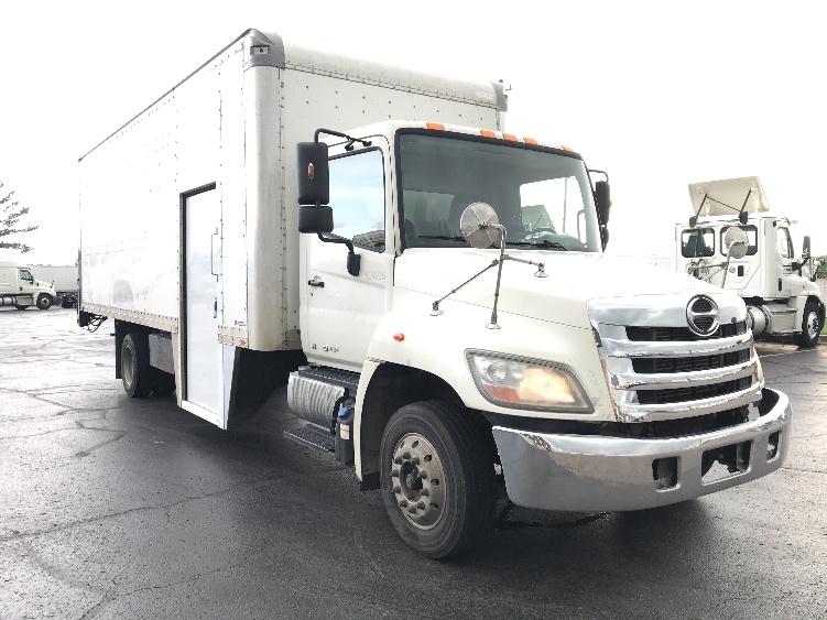 Medium Duty Box Truck-Light and Medium Duty Trucks-Hino-2012-258LP-TULSA-OK-325,678 miles-$21,750