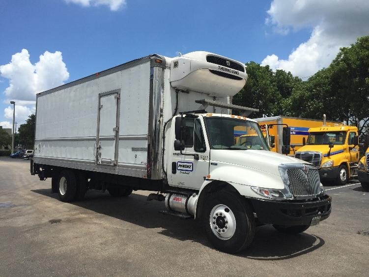 Reefer Truck-Light and Medium Duty Trucks-International-2012-4300-MEDLEY-FL-174,599 miles-$36,000