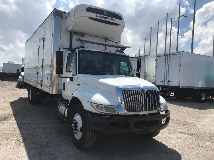 Reefer Truck-Light and Medium Duty Trucks-International-2012-4300-MIAMI-FL-112,255 miles-$31,250