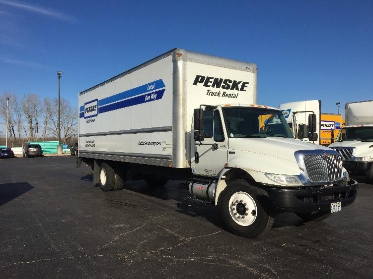 Medium Duty Box Truck-Light and Medium Duty Trucks-International-2012-4300-LENEXA-KS-183,930 miles-$36,500