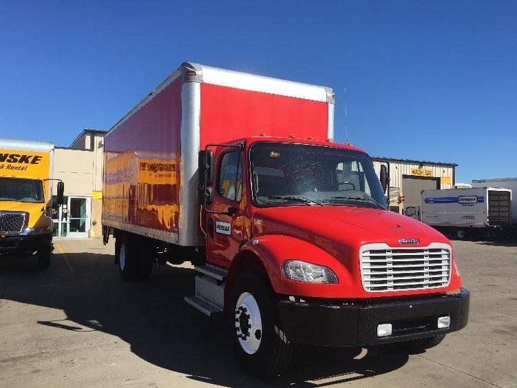 Medium Duty Box Truck-Light and Medium Duty Trucks-Freightliner-2012-M2-WICHITA-KS-121,180 miles-$44,000