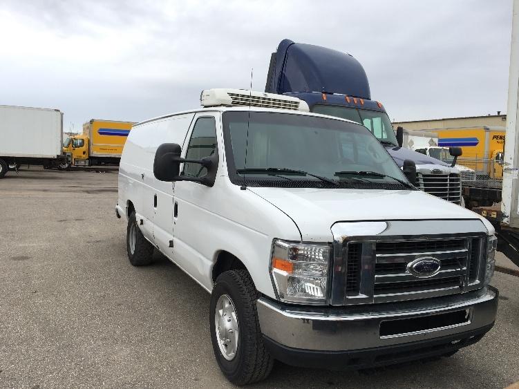 Reefer Truck-Light and Medium Duty Trucks-Ford-2011-E350-CALGARY-AB-260,789 km-$12,750