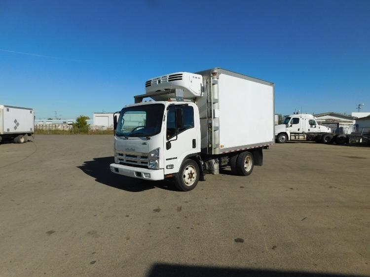 Reefer Truck-Light and Medium Duty Trucks-Isuzu-2012-NQR-SASKATOON-SK-133,493 km-$36,500