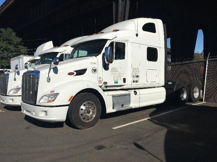 Sleeper Tractor-Heavy Duty Tractors-Peterbilt-2012-587-NORTH BERGEN-NJ-414,883 miles-$61,250