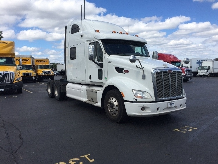 Sleeper Tractor-Heavy Duty Tractors-Peterbilt-2012-587-WARREN-MI-516,997 miles-$45,500