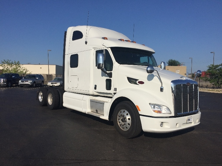 Sleeper Tractor-Heavy Duty Tractors-Peterbilt-2012-587-WARREN-MI-567,798 miles-$42,750