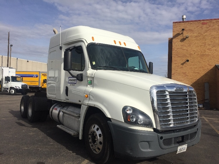 Sleeper Tractor-Heavy Duty Tractors-Freightliner-2012-Cascadia 12564ST-DENVER-CO-475,646 miles-$41,250