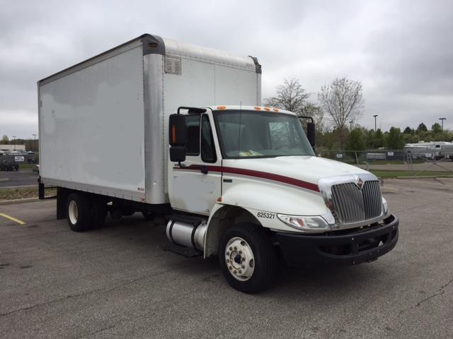 Medium Duty Box Truck-Light and Medium Duty Trucks-International-2012-4300LP-AKRON-OH-249,662 miles-$11,500