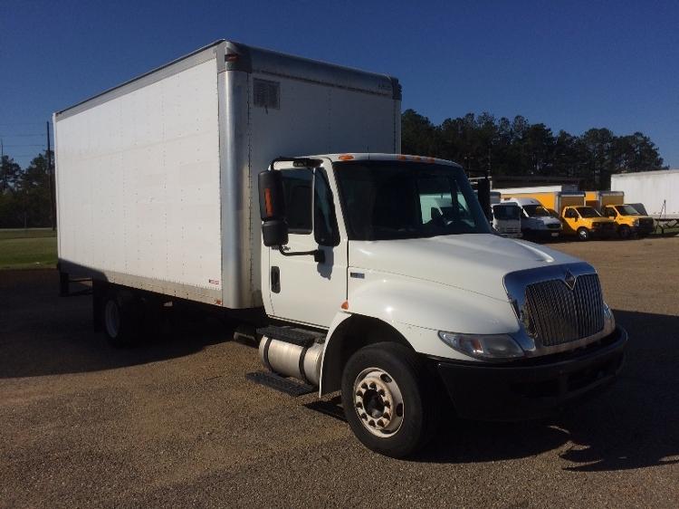 Medium Duty Box Truck-Light and Medium Duty Trucks-International-2012-4300LP-HAMMOND-LA-184,064 miles-$23,500