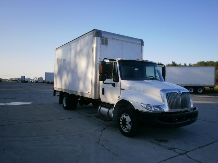 Medium Duty Box Truck-Light and Medium Duty Trucks-International-2012-4300LP-WILMINGTON-OH-196,897 miles-$21,000