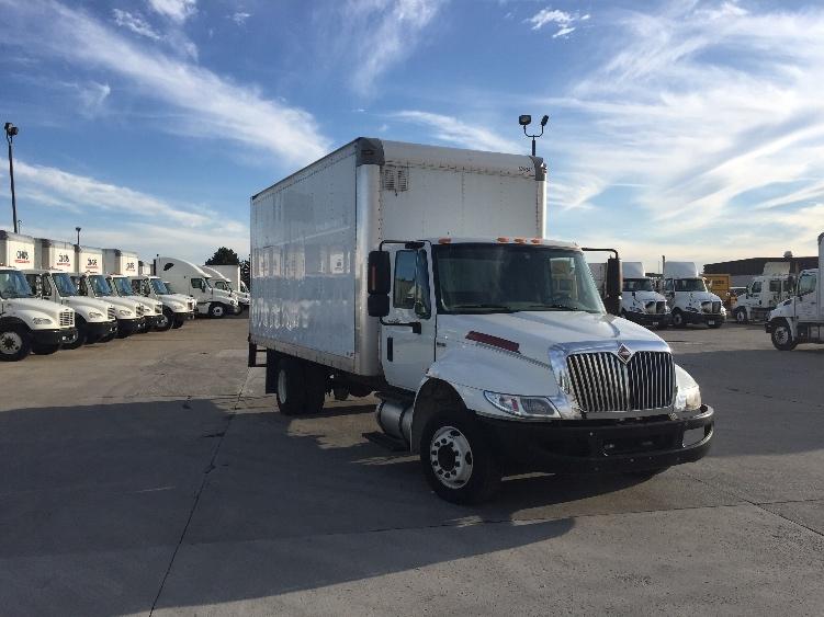 Medium Duty Box Truck-Light and Medium Duty Trucks-International-2012-4300LP-COLUMBUS-OH-212,929 miles-$19,000