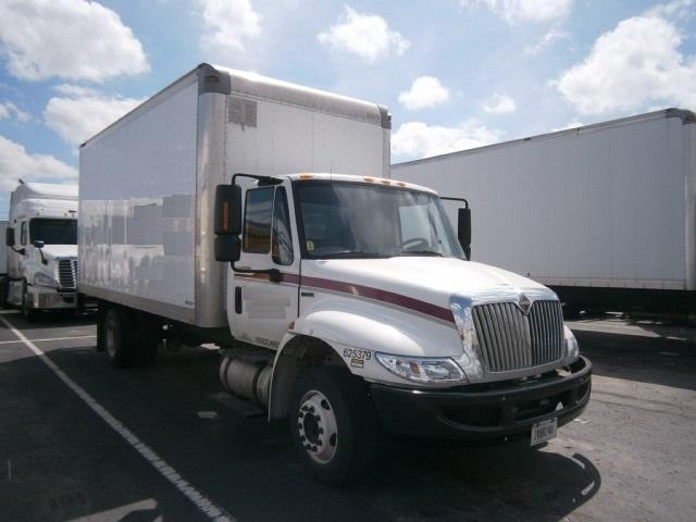 Medium Duty Box Truck-Light and Medium Duty Trucks-International-2012-4300LP-KANSAS CITY-MO-185,344 miles-$24,500