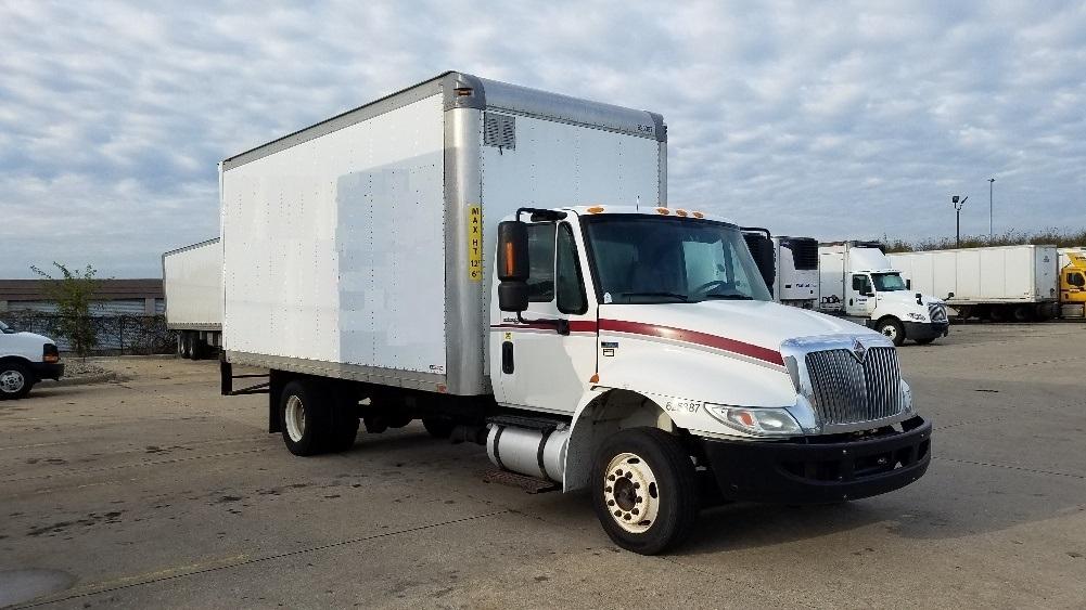 Medium Duty Box Truck-Light and Medium Duty Trucks-International-2012-4300LP-ALLEN PARK-MI-239,522 miles-$20,250