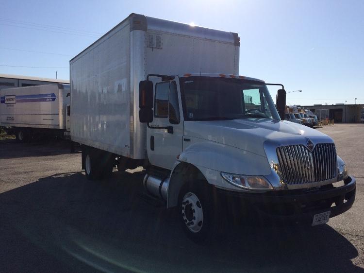 Medium Duty Box Truck-Light and Medium Duty Trucks-International-2012-4300LP-CONYERS-GA-243,960 miles-$20,750