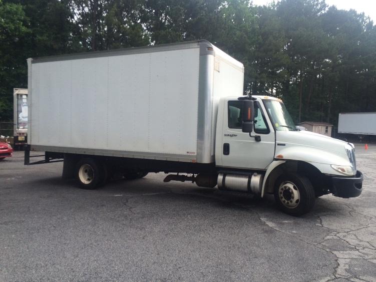 Medium Duty Box Truck-Light and Medium Duty Trucks-International-2012-4300LP-CONYERS-GA-233,060 miles-$21,250